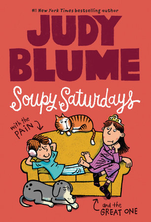 Soupy Saturdays with the Pain and the Great One book