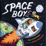 Space Boy and the Space Pirate book