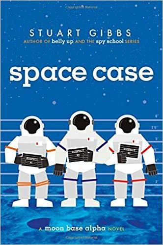 Space Case (Moon Base Alpha) book