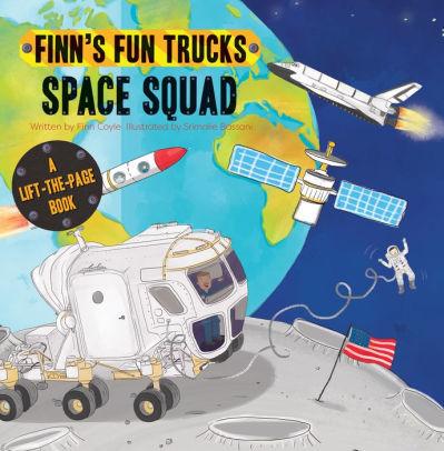 Space Squad book