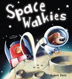 Space Walkies book