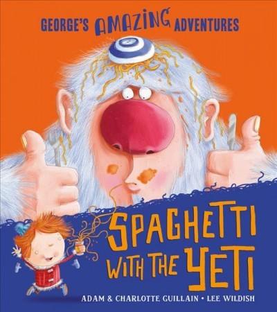 Spaghetti with the Yeti book