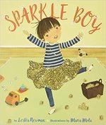 Sparkle Boy book