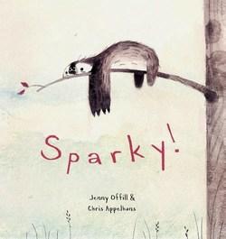 Sparky! book