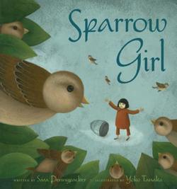 Sparrow Girl book