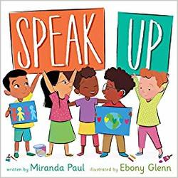 Speak Up book
