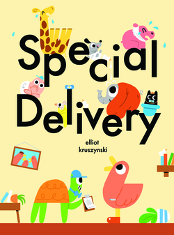 Special Delivery book