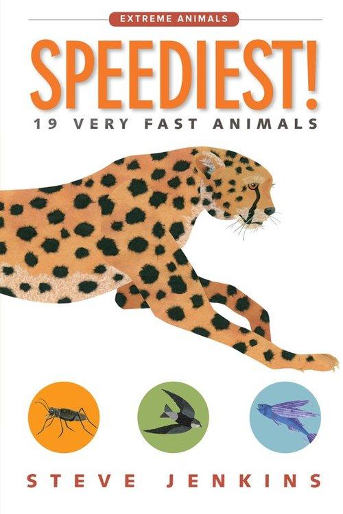 Speediest! 19 Very Fast Animals book