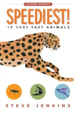 Speediest! 19 Very Fast Animals book