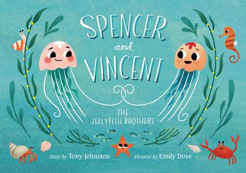 Spencer And Vincent, The Jellyfish Brothers book