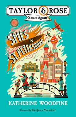 Spies in St. Petersburg book
