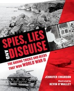 Spies, Lies, and Disguise book