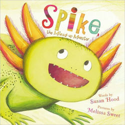 Spike, the Mixed-up Monster Book
