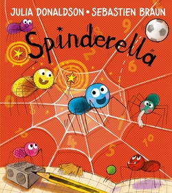 Spinderella book