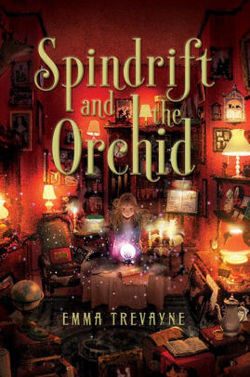 Spindrift and the Orchid book