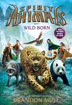 Spirit Animals: Wild Born book