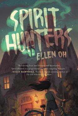 Spirit Hunters book