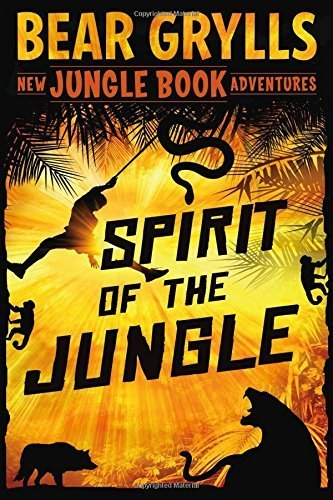 Spirit of the Jungle book