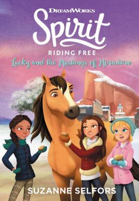 Spirit Riding Free book