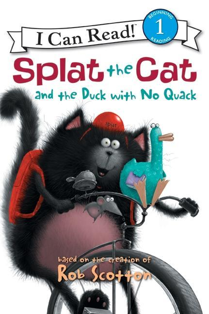 Splat the Cat and the Duck with No Quack book