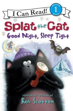 Splat the Cat: Good Night, Sleep Tight book