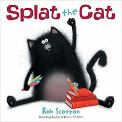 Splat the Cat Book