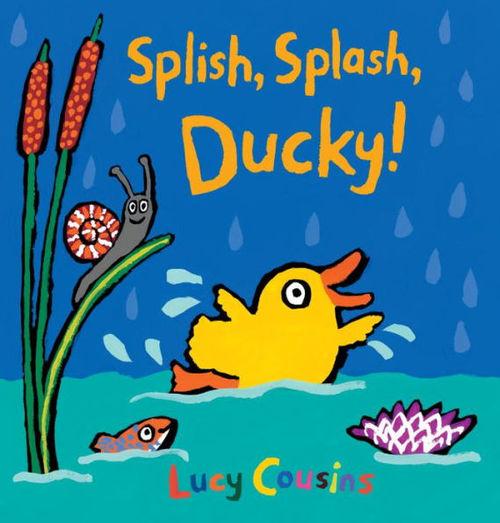 Splish, Splash, Ducky! book
