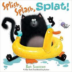 Splish, Splash, Splat! Book