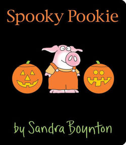 Spooky Pookie book