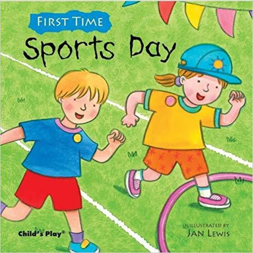 Sports Day book