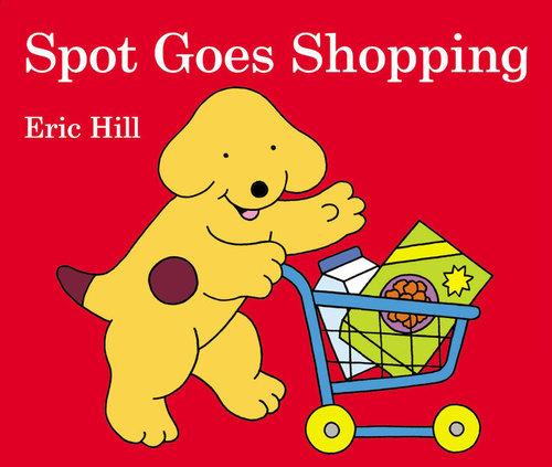 Spot Goes Shopping book