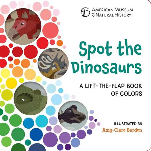 Spot the Dinosaurs book
