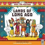 Spot the Mistake: Lands of Long Ago book