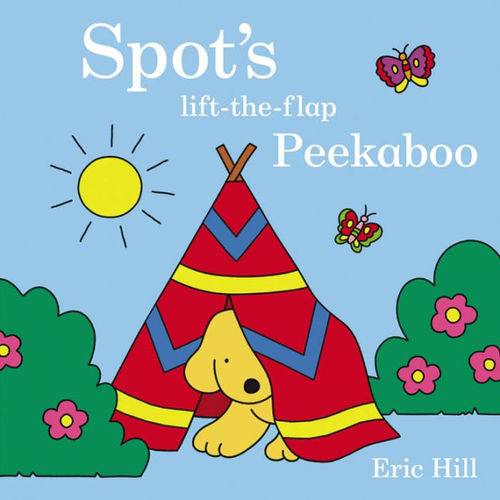 Spot's Peekaboo book