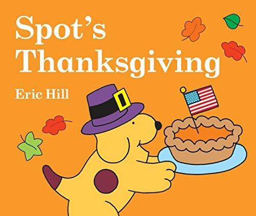 Spot's Thanksgiving book