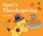 Spot's Thanksgiving book