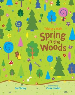 Spring in the Woods book