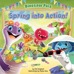 Spring Into Action book