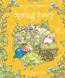 Spring Story book