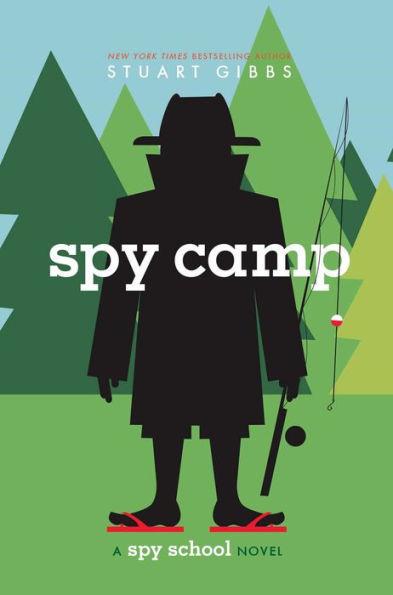 Spy Camp book