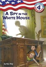 Spy in the White House book