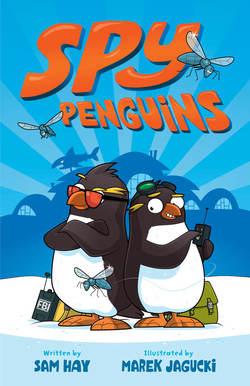 Spy Penguins book