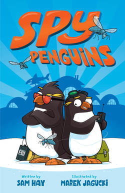Spy Penguins book