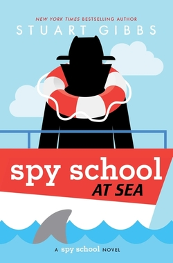 Spy School at Sea book