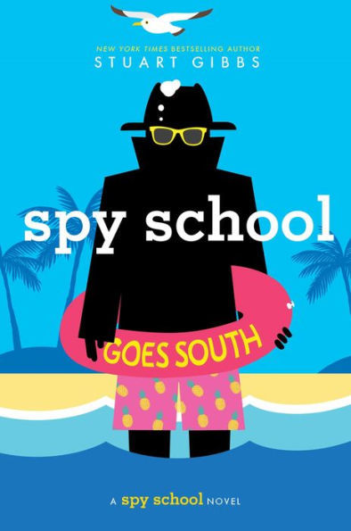 Spy School Goes South book