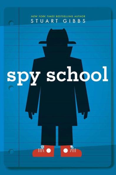 Spy School book