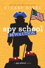 Spy School Revolution book