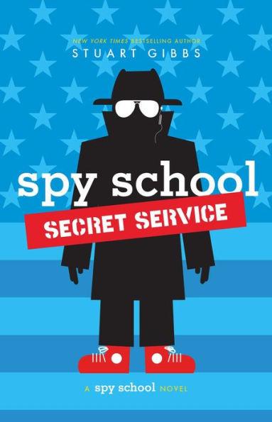 Spy School Secret Service book