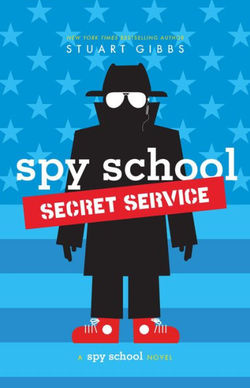 Spy School Secret Service book