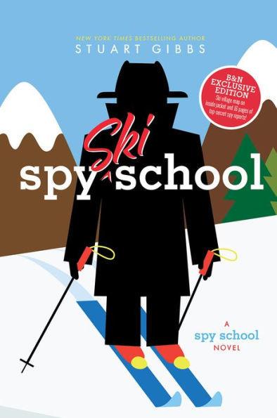 Spy Ski School book